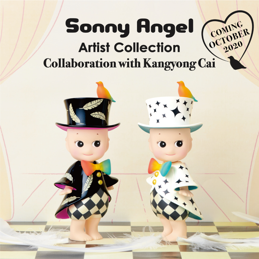 [NEWS] Sonny Angel Artist Collection 15th -Collaboration with Kangyong Cai-