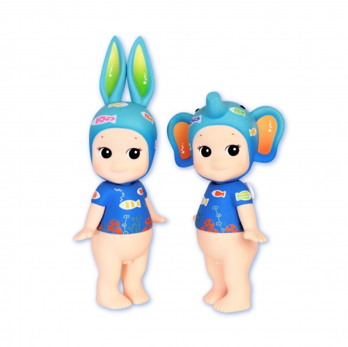 Artist Collection -Tropical Marine- [Rabbit] + [Elephant]