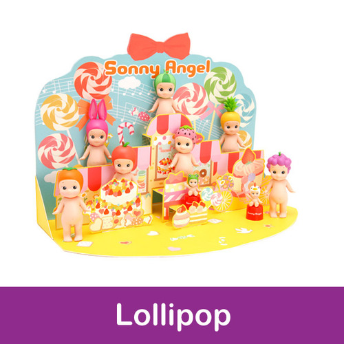 Popup Card - Lollipop