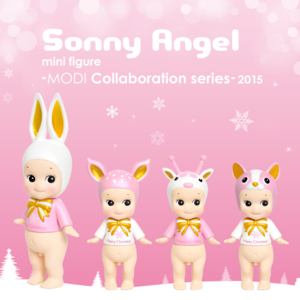 SonnyAngel X MODI Collaboration series by AMOREPACIFIC